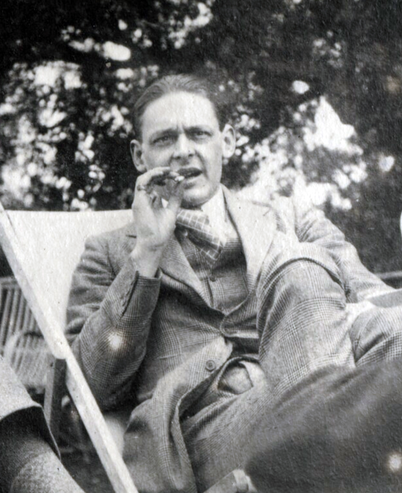 about Thomas Stearns Eliot