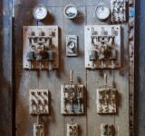 abandoned electric panel6