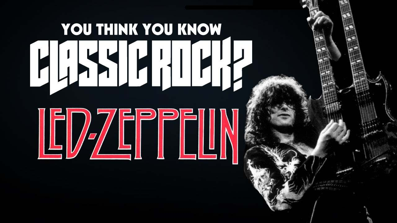 classic rock led zeppelin