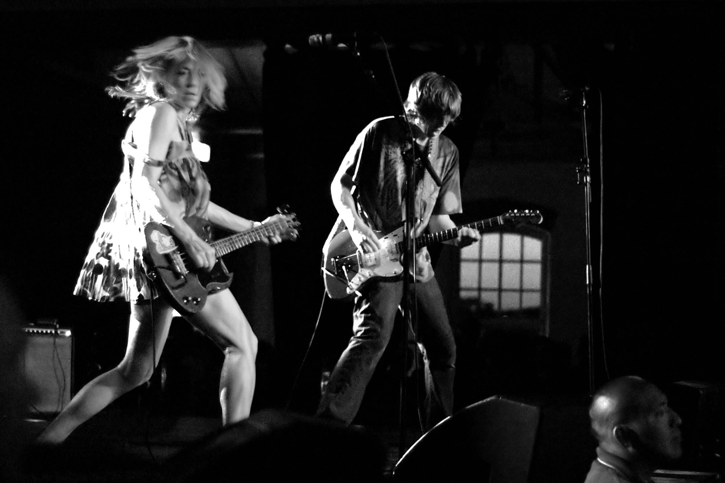 sonic youth live 20050707